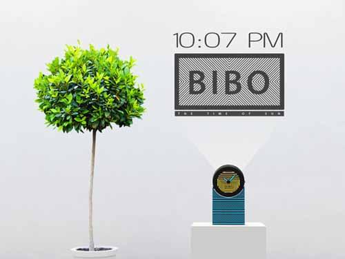 BIBO: наручно-настольно-настенные часы