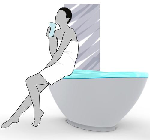 Мягкая ванна