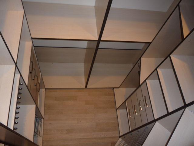 Гардеробные комнаты. Дизайн гардеробной комнаты (фото)