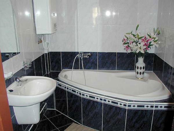 Фото Маленькая ванная
