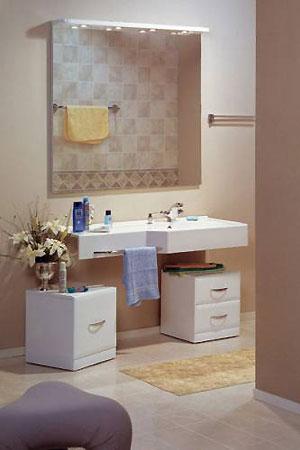 Мебель для ванной комнаты: как выбрать?