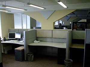 Фирменный стиль в дизайне интерьера офиса
