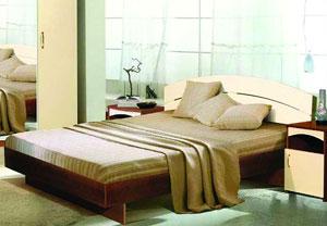 Кровать как основной элемент интерьера спальни
