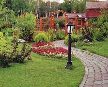 Создаем романтический сад в итальянском стиле
