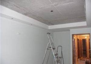 Подготовка потолка к ремонту. Как подготовить потолок к покраске и побелке?
