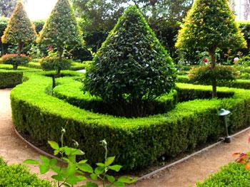 Как оформить сад во французском стиле