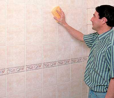 Технология укладки керамической плитки своими руками