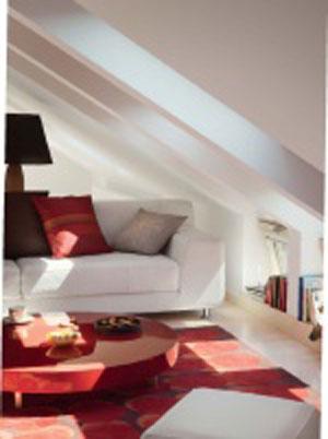 Сделай свой дом краше: мансардные окна VELUX и металлочерепица испанская ДЮНА