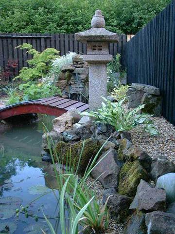 Японский сад — устройство сада в японском стиле