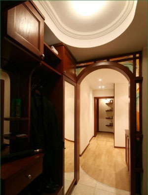 Фото Планировка прихожей 2-х, 3-х или 4-х комнатной квартиры