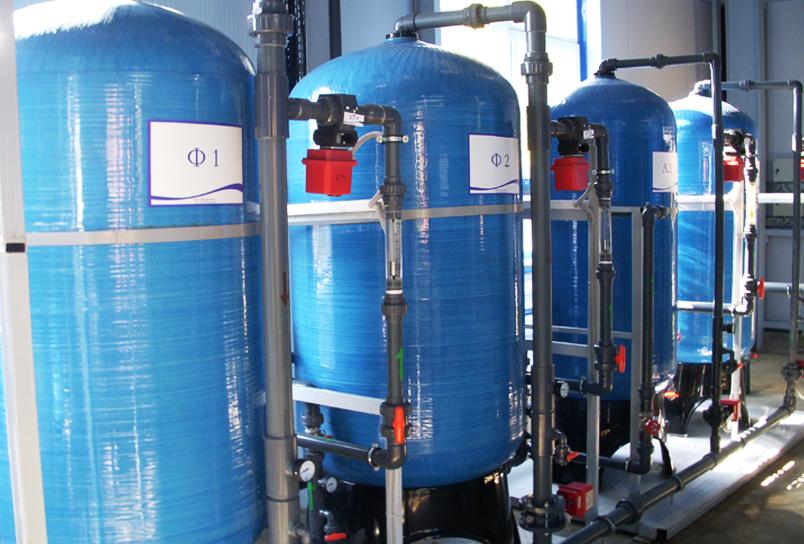 Биохимическая очистка воды