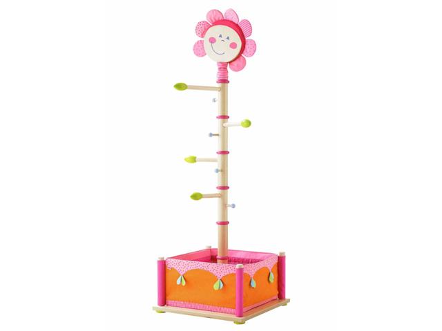 Вешалка-цветок для детской одежды