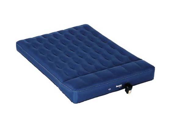 Ярко-синяя надувная кровать Sevylor