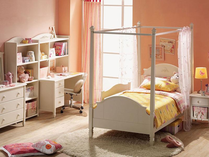 Как сделать так, чтоб мебель в детской комнате радовала и вместе с тем была безопасной? Легко!