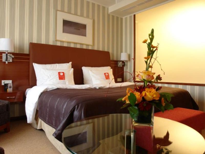 Интерьер номера в отеле