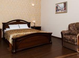 Комфортный отель с уютным интерьером