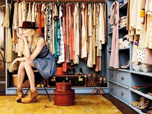 Как навести порядок в шкафу: действенные методы