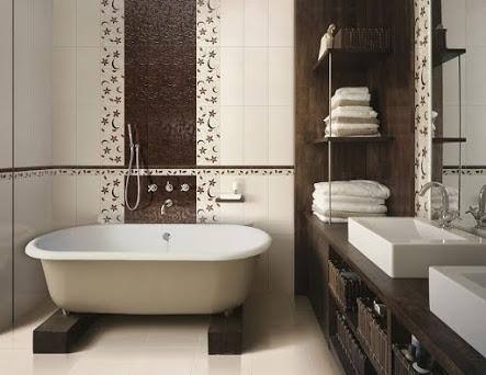 Как увеличить ванную комнату полезные советы