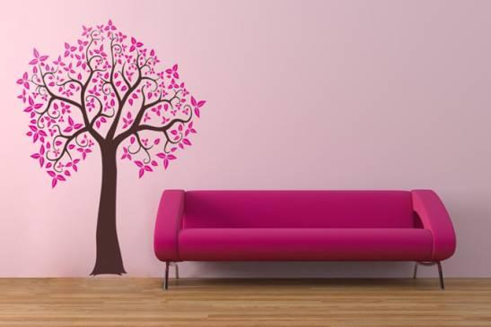 Как украсить стену своими руками: 6 простых способов