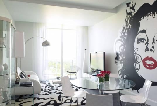 Как украсить стены в комнате?