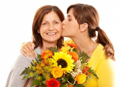 Любимой маме 55: лучшие варианты подарков!