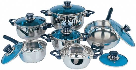 Правила ухода за посудой из разных материалов