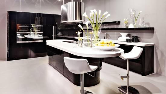 Кухня с островом: варианты дизайна комнаты