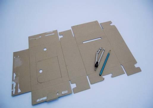Почтовый ящик из дерева своими руками чертежи