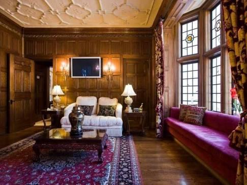 Аристократическая роскошь: викторианский стиль в интерьере