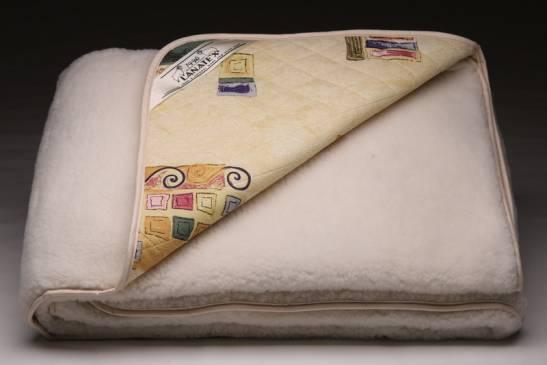 Советы по выбору и уходу за одеялом из овечьей шерсти