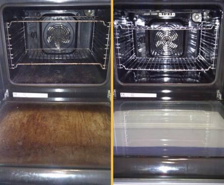 Как очистить духовку: быстрые и эффективные способы