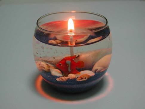 Гелевые свечи своими руками – креативный подарок и развлечение для всей семьи