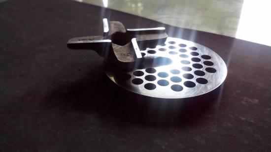 Как правильно наточить ножи для мясорубки в домашних условиях