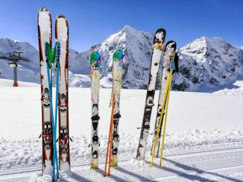 Как выбрать горные лыжи для взрослого и ребёнка: советы начинающим и продвинутым