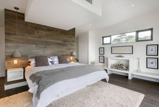 Спальня в стиле минимализм: изысканная лаконичность