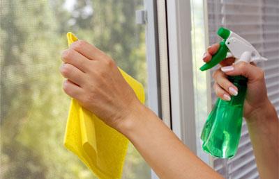 Мытье окон — это просто. Как помыть окна без разводов