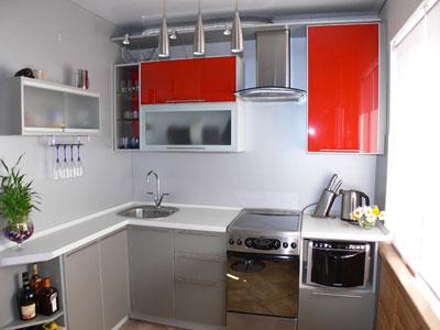Дизайн маленькой кухни. Советы по интерьеру