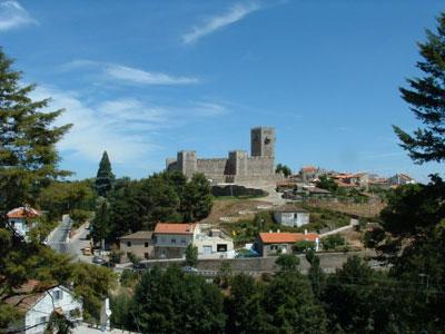 Новогодние туры в Сабугал, Португалия