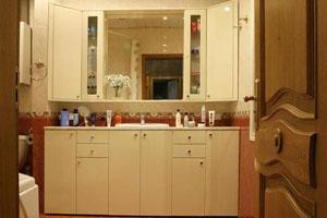 Мебель для ванной и кухни на заказ в Санкт-Петербурге