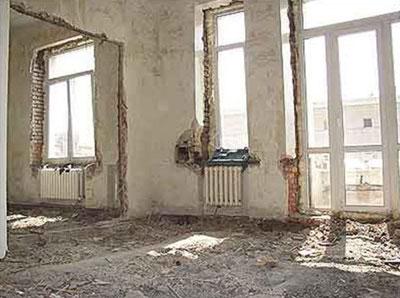 Переустройство и перепланировка квартиры