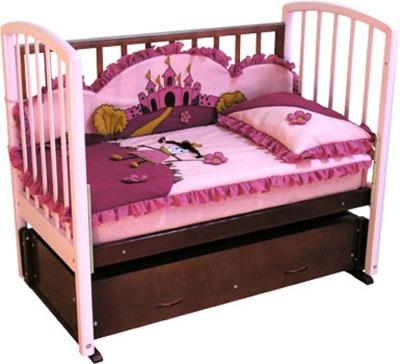 Кроватка для вашего ребенка. Что выбрать?