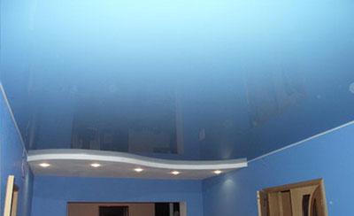 Как отделать потолок?