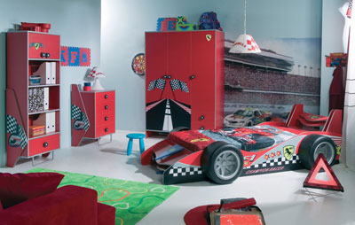 Оформление детской. Дизайн детской комнаты для мальчика