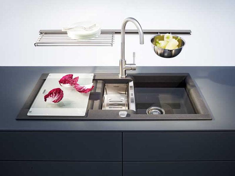 Мойка для кухни. Как выбрать кухонную мойку? Фотографии моек