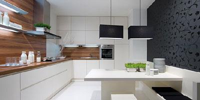 Фото Расстановка мебели на кухне