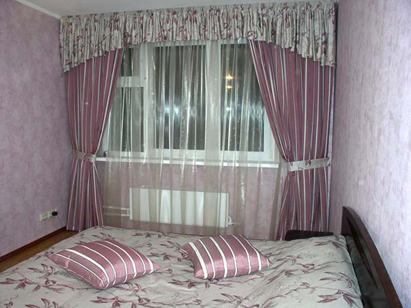 Шторы и занавески для спальни: как выбрать? Дизайн штор для спальни (фото)