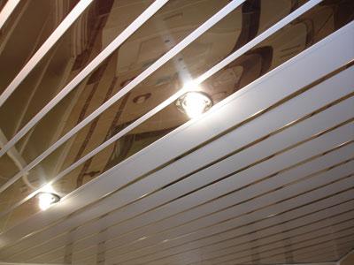 Реечный потолок. Ваш потолок в новом качестве: реечные потолочные системы