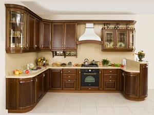 Интерьер кухни. Как правильно расставить мебель на кухне
