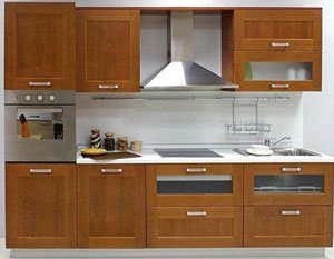 Принцип треугольника при обустройстве кухонного помещения