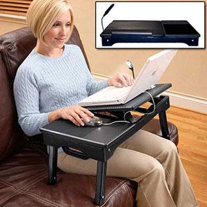Столик для ноутбука — ещё один шаг к комфорту